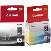 Komplet tinta Canon PG-37 + CL-38, original