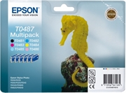 Komplet tinta Epson T0487 (BK/C/M/Y/LM/LC), original