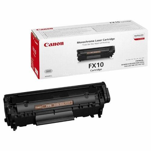 Toner Canon FX-10 (0263B002AA) (crna), original