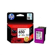 Tinta HP CZ102A nr.650 (boja), original