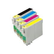 Komplet tinta Epson T0445 (BK/C/M/Y), zamjenski