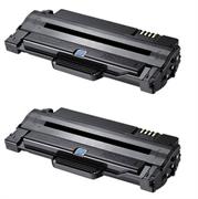 Toner za Samsung MLT-D1052L (crna), dvostruko pakiranje, zamjenski
