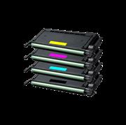 Komplet tonera za Samsung CLT-5082L (BK/C/M/Y), zamjenski