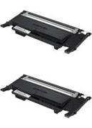 Komplet tonera za Samsung CLT-P4072B (crna), dvostruko pakiranje, zamjenski