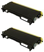 Toner za Brother TN-6600 (crna), dvostruko pakiranje, zamjenski