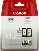 Komplet tinta Canon PG-545 + CL-546, original