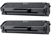 Komplet tonera za Samsung MLT-D111S (crna), dvostruko pakiranje, zamjenski