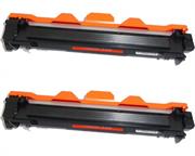 Komplet tonera za Brother TN-1030 (crna), dvostruko pakiranje, zamjenski