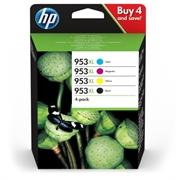 Komplet tinta HP 3HZ52AE nr.953XL (BK/C/M/Y), original