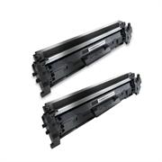 Komplet tonera HP CF217A 17A (crna), dvostruko pakiranje, zamjenski