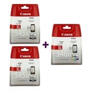 Komplet tinta za Canon 2 x PG-545XL + CL-546XL, original