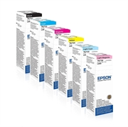 Komplet tinta za Epson T673 (BK/C/M/Y/LC/LM), original